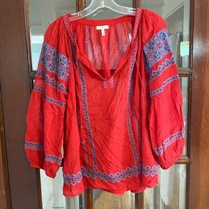Joie Peasant Blouse